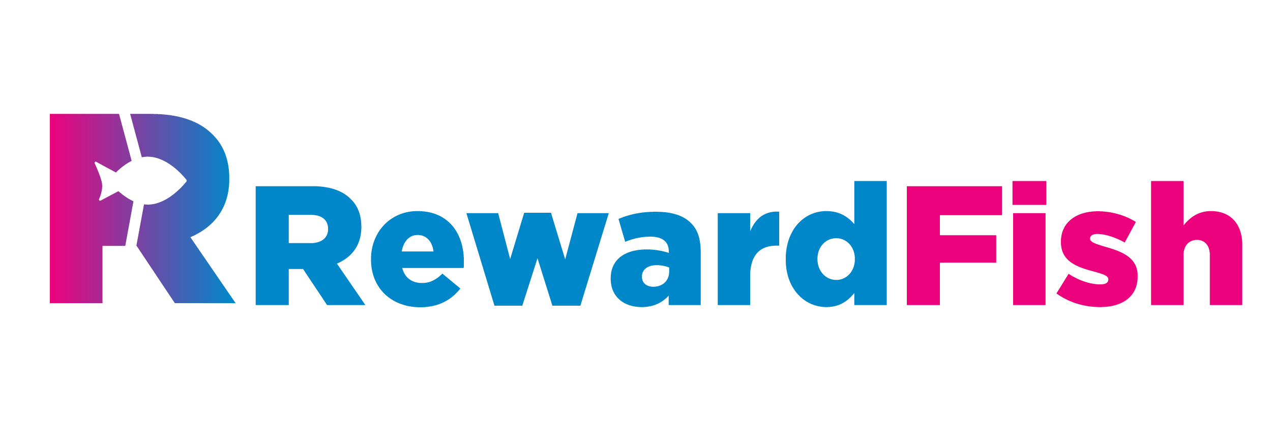Reward Fish Logo